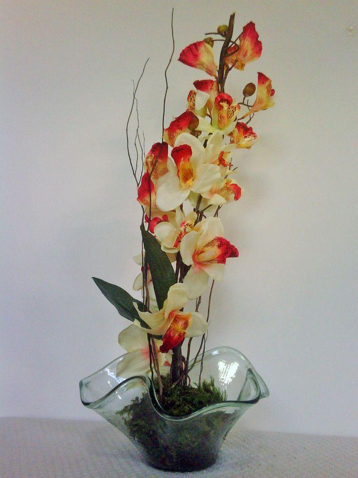 Arranjos de flores artificiais grandes - Denise Arranjos Florais
