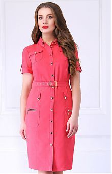Платья для полных женщин: купить женские платья больших размеров в интернет магазине «L'Marka» [Страница 27]