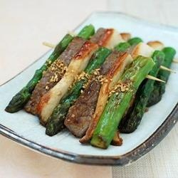 Asparagus, Beef and Drinks on Pinterest