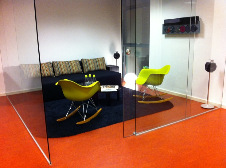 Lounge mødelokale Www.bandageinterior.dk