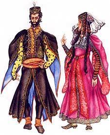 Персия костюм женский