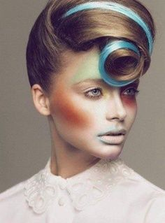 avant garde beauty makeup | avant garde
