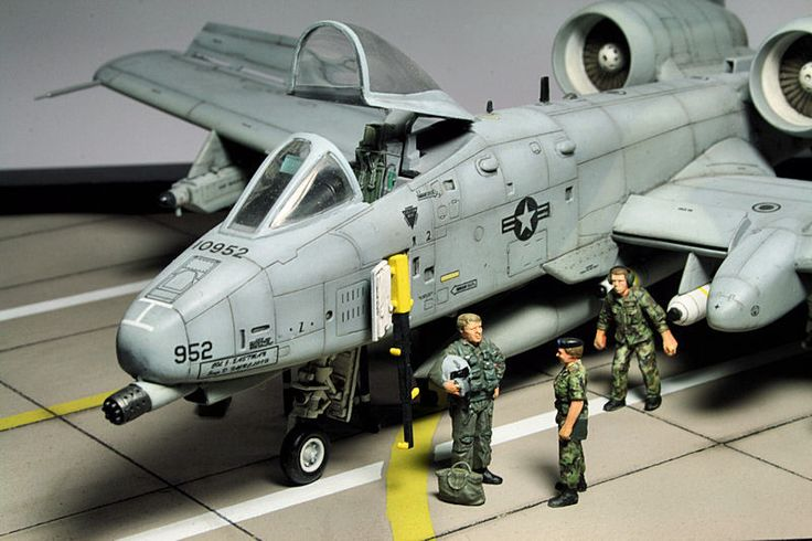 A 10a By Thegreenmachine Revell 1 72 Aircraft Modeling Military Figures Revell