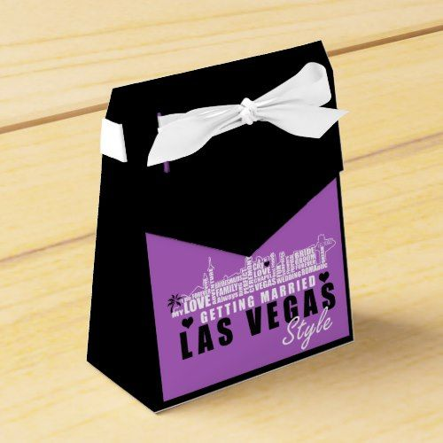 Vegas Wedding Gift Ideas Favor Boxes Vegas Favors And Box