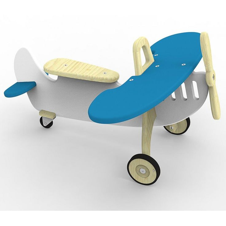 Wooden ride-on plane Unique shape, a great decoration for every child's room  #woodentoys #wooden #toys #factoryforkids #f4k #baby #kids #babyroom #planeco #drewnianezabawki #samolot #kidsroom #kidsstyle ##kidsfashion #kidsbabylove #kidstoys #woodenplane #sales