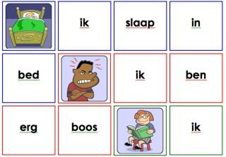 zinnen maken - MontessoriNet
