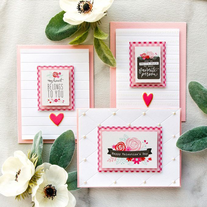 Simon Says Stamp Favorite Person Card Kit Inspiration!
