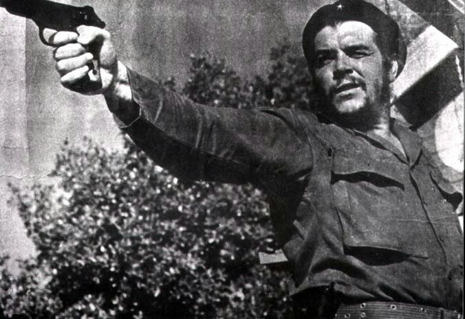 10 of the Most Psychotic Quotes from Socialist Hero Che Guevara - gardine für küche