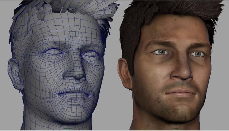 http://wiki.polycount.com/FaceTopology?action=AttachFile&do=get&target=uncharted2_face.jpg