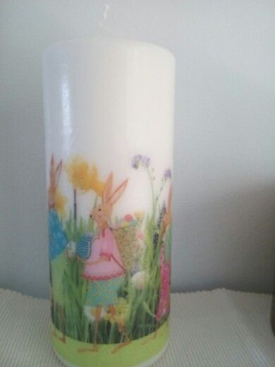 Spring_candle