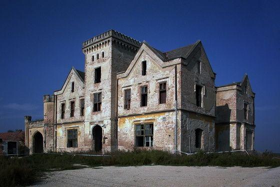 Zichy Castle, Somlószőlős, Hungary