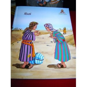 Ruth / French Bible Storybook for Children / France (Words of Wisdom) 32 Pages (Words of Wisdom)  $9.99