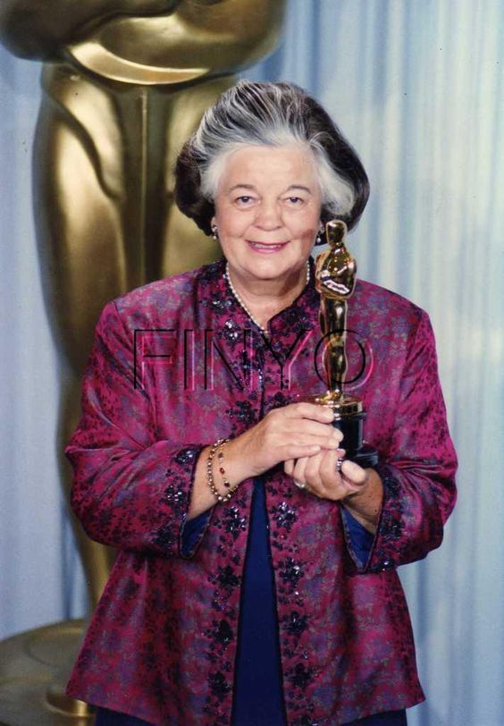 """Costume designer Phyllis Dalton won the Oscar for Best Costume Design for her designs for """"Dr. Zhivago."""" She also designed the costumes for """"Laurence of Arabia,"""" """"Oliver!"""", and """"The Princess Bride."""""""