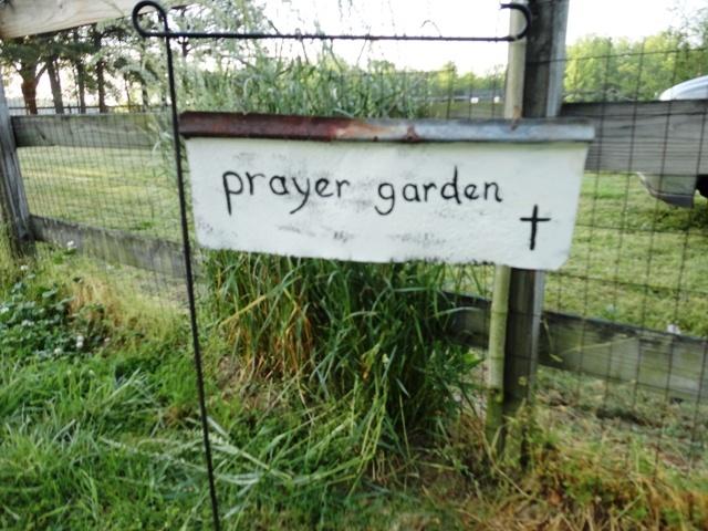 """Prayer Garden"" $20 (can do custom made for your needs)"
