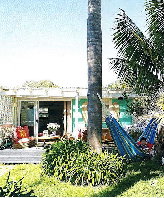 Australian beach shack