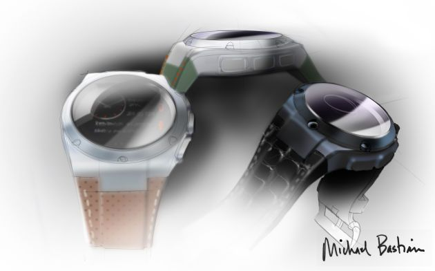 Here's the Smartwatch Michael Bastian Designed for Gilt - Fashionista