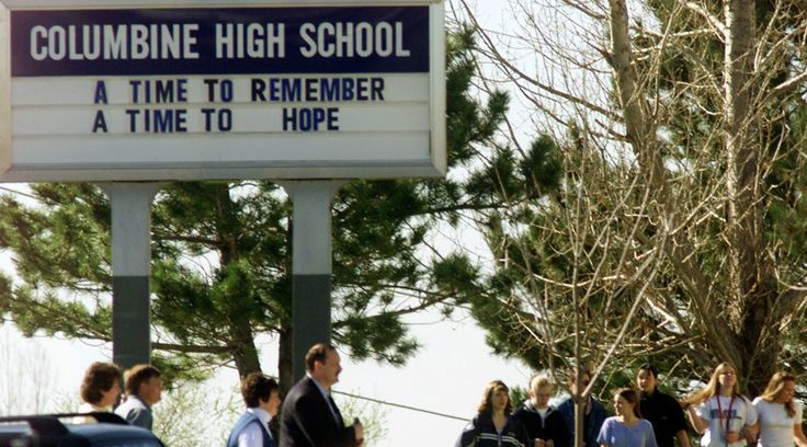 The Columbine High School massacre was a school shooting that occurred on April 20, 1999.
