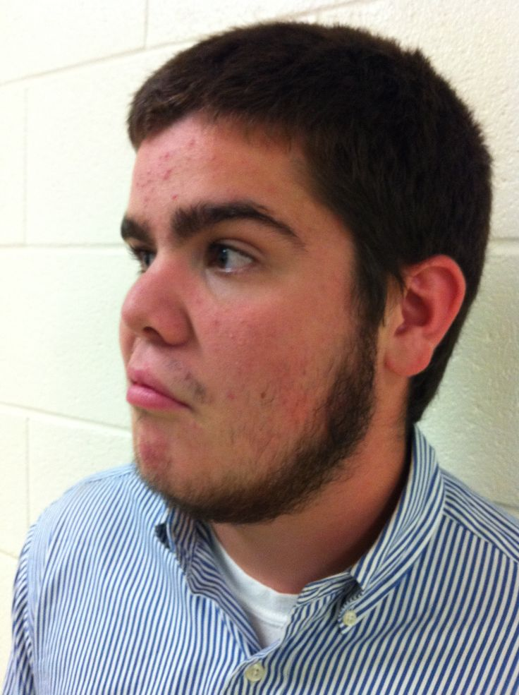 chin strap goatee beard - photo #11