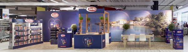 Making Headlines with Barilla by HEADLINE , via Behance