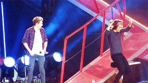 Whatever this mess was. | 36 Times One Direction's Dance Moves Made You Weak At The Knees