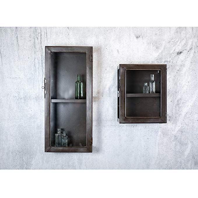34++ Bathroom wall cabinet glass type