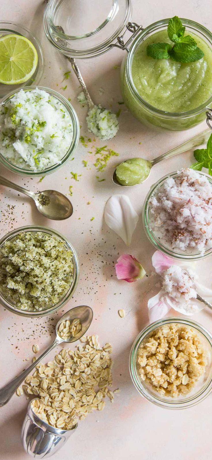 Kosmetik selber machen – 5 DIY Ideen für Kosmetik aus der Küche