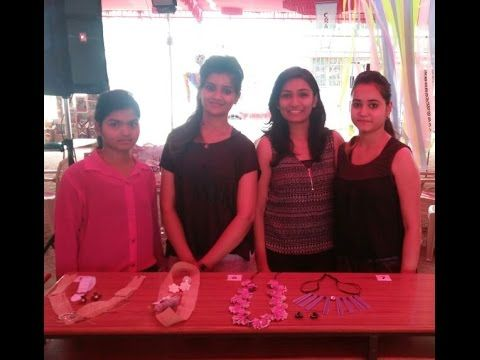 VIFT participated at the CRAB Festival 2017, and our Jewellery Department won the 1st and 2nd place at the 24 Carat GSM - Jewellery designing competition. #VIFT #GRABFestival2017 #Jewellery #Designing #Competition #Winner