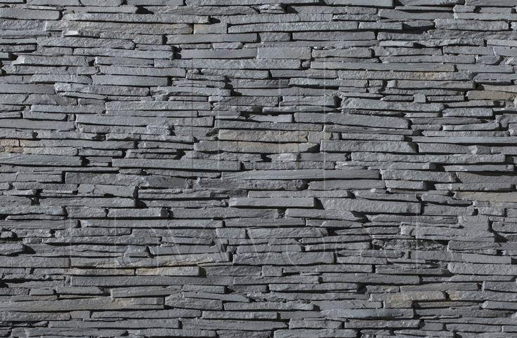 HW0110 TrikBrik Snowdon Cladding Grey Composite Interior Panels