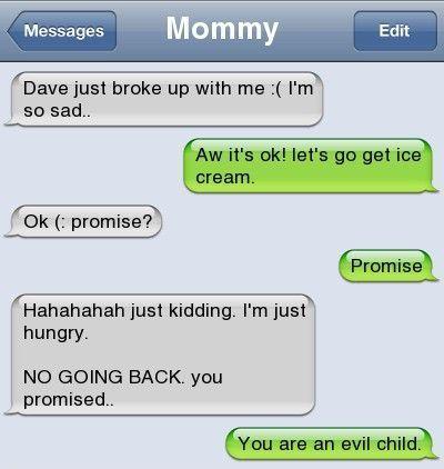 Dave Broke Up
