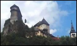 Slovakia - Heart of Europe: Orava Castle