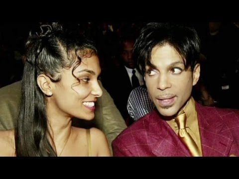 Prince's epic love life - YouTube