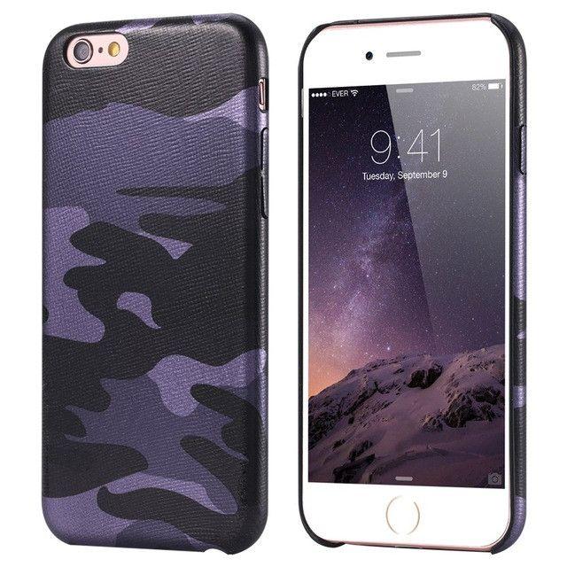 iPhone 7/7+ Military Camouflage Super Slim Case