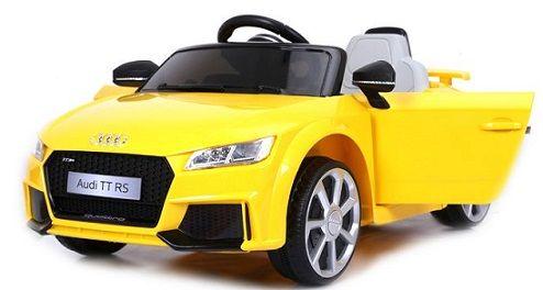AUDI TT RS 12V PARA NIÑOS - COCHES ELECTRICOS NIÑOS, IndalChess Tienda de coches para niños