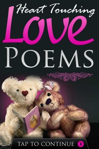 Celebrate this #valentine with Heart Touching #Love #Poems with your sole mate - https://play.google.com/store/apps/details?id=com.mobyi.hearttouchingpoems