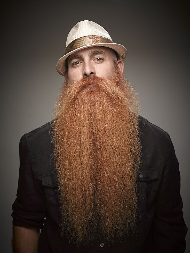 24 Of The Most Intense Facial Hair Styles You'll Ever See | MOVEMBER | grow a moustache in november | re-pin by http://www.cupkes.com/