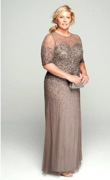 Grandmother of the Bride Dresses Plus Size – Fashion dresses