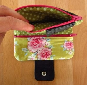 "DIY Couture ""La trousse à bijoux de voyage"" - How to make a travel jewelry case"