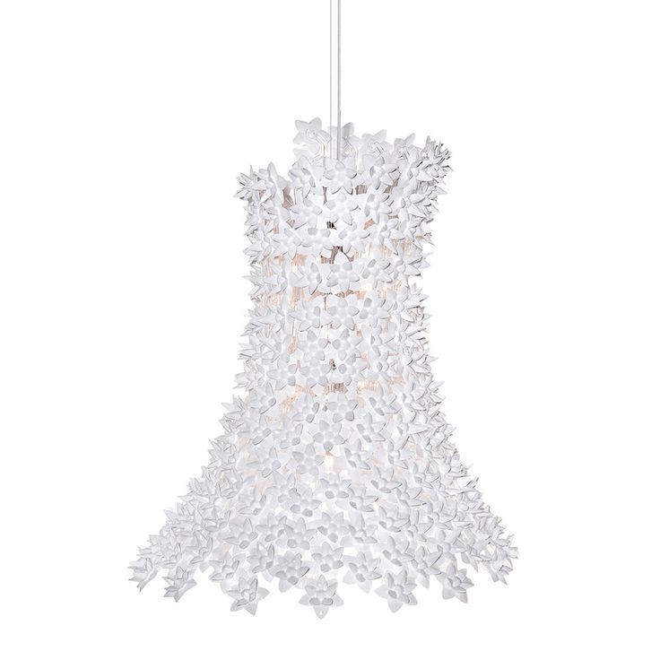 Kartell - Bloom Ceiling Light - White