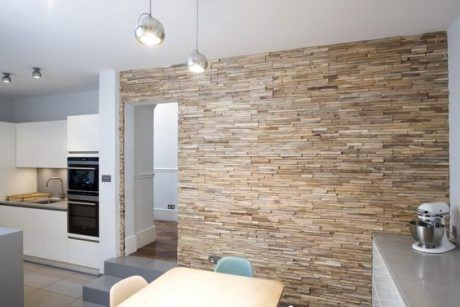 1000 images about interieur wandpanelen wall panels on pinterest reclaimed wood walls - Decoratie wallpaper eetkamer ...