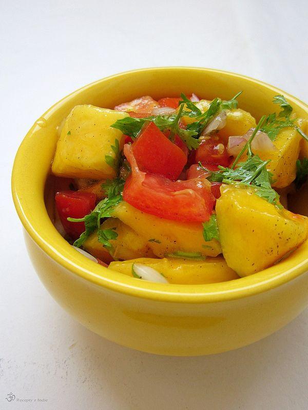 Mangovy salat