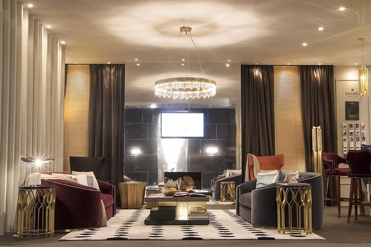 Find the inspiration to create luxury living room