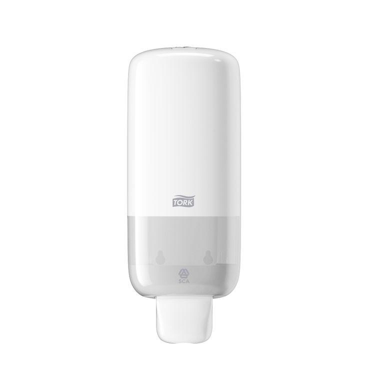 Tork dispenser soap liquid mini white dress