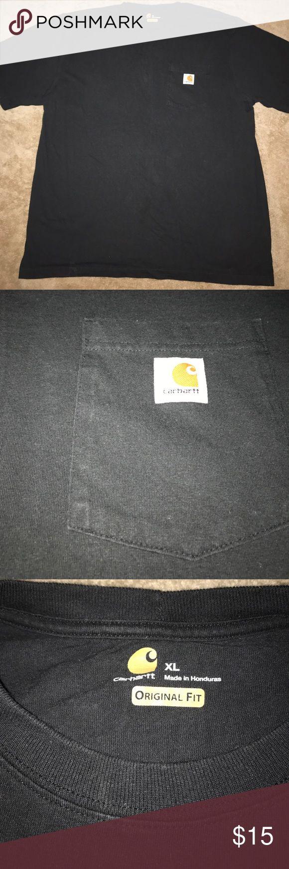 ❗️Carhartt Work Shirt Xl- front pocket Carhartt Shirts Tees - Short Sleeve