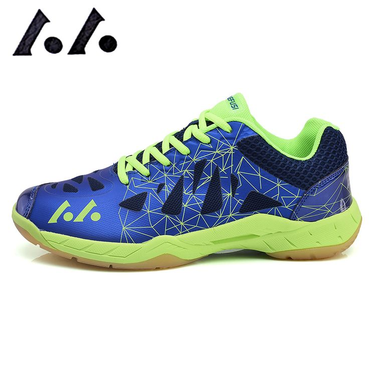 Good quality Badminton sneakers for lovers pu leather brand design men Badminton shoes woman Professional sneakers men