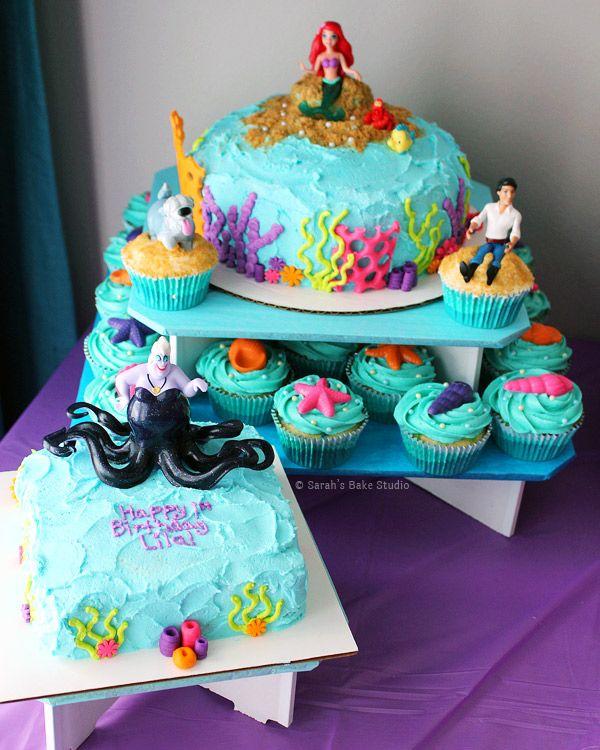 17 Best Ideas About Mermaid Cakes On Pinterest Mermaid