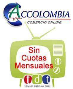 TDT 2015 colombia DVB-T2 Television Digital Terrestre