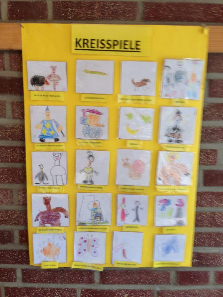 Kreisspiele f r kindergarten kinder for Raumgestaltung regeln
