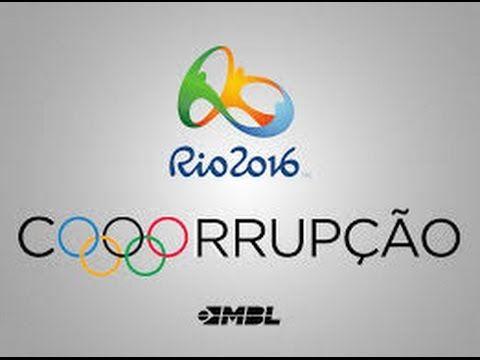 OLIMPIADA 2016 A OLIMPIDA DA CORRUPÇÃO DE 5 A 21 DE AGOSTO DE 2016 BRASIL