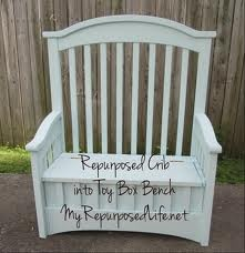 old crib