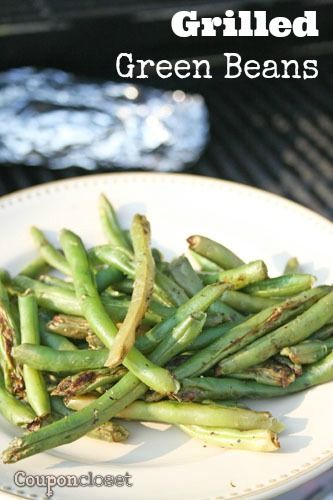 Grilled Green Beans Recipe (30 days of Grilling  Day 11)
